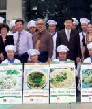 12 món ăn Việt Nam đạt kỷ lục ẩm thực châu Á năm 2012