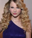 Tạo kiểu tóc Xoăn làm đẹp cùng Taylor Swift