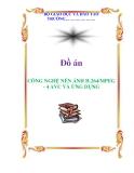 Đồ án: CÔNG NGHỆ NÉN ẢNH H.264/MPEG - 4 AVC VÀ ỨNG DỤNG