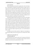 """Đề tài """"Nghiên cứu về hoạt động của nước dưới đất-tác động của bơm hút nước ngầm trên môi trường địa chất ở Nghệ An"""""""
