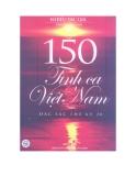 Sưu tầm 150 tình ca Việt Nam thế kỷ 20