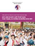 Tổng điều Tra Dân số và nhà ở Việt Nam năm 2009