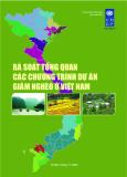 Rà soát tổng quan các chương trình dự án giảm nghèo ở Việt Nam