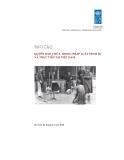 CHƯƠNG TRÌNH PHÁT TRIỂN LIÊN HỢP QUỐCQUYỀN BÀO CHỮA TRONG PHÁP LUẬT HÌNH SỰ VÀ THỰC TIỄN TẠI VIỆT NAMHà Nội, 02 tháng 8, năm 2010.Nghiên cứu về quyền bào chữa trong pháp luật hình sự Việt Nam2Một số từ viết tắt Trong Báo cáo này, một số từ sau đ