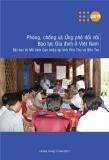 Phòng, chống và ứng phó đối với bạo lực gia đình ở Việt Nam