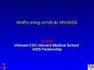 Nhiễm trùng cơ hội do HIV/AIDS