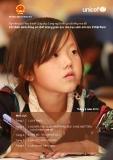 Nghiên cứu Thực hành Giáo dục Song ngữ trên cơ sở tiếng mẹ đẻ: Cải thiện bình đẳng và chất lượng giáo dục cho học sinh dân tộc ở Việt Nam