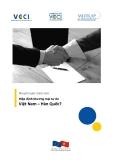 Hiệp định thương mại tự do   Việt Nam – Hàn Quốc?