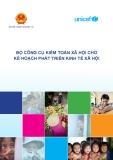 Bộ Công Cụ Kiểm toán Xã hội Cho Kế hoạCh Phát triển Kinh tế Xã hội