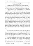"""Báo cáo kiến tập """" Nhận thức về nhiệm vụ, chức năng, cơ sở vật chất và hoạt động chung của Trường Đào tạo cán bộ Lê Hồng Phong - Hà Nội """""""