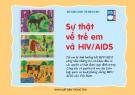 Sự thật về trẻ em và HIV/AIDS
