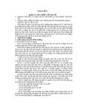 Chuyên đề 16: QUẢN LÝ NHÀ NƯỚC VỀ KINH TẾ