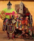 Lễ hội ma thuật ở Tây Phi