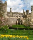 Những khách sạn lâu đài đẹp nhất ở châu Âu