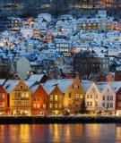 Di sản thế giới tuyệt đẹp tại Na Uy