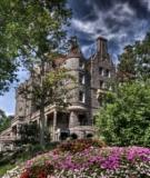 6 lâu đài tình ái trên thế giới