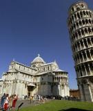 Bí Ẩn Về Thành Phố Có Tháp Nghiêng Pisa