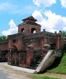Dáng xưa thành cổ Diên Khánh (Khánh Hòa)