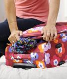 Xếp hành lý cực gọn nhẹ cho chuyến đi cuối tuần