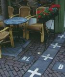Đường biên giới ngộ nghĩnh ở Hà Lan và Bỉ