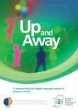 UP AND AWAY: A resource book for English language support in primary schools