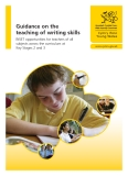 Guidance on the  teaching of writing skills INSET opportunities for teachers of a subjects across the curriculum at   Key Stages 2 and 3
