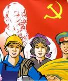 """Bài thuyết trình """" Đường lối cách mạng của đảng cộng sản việt nam"""""""