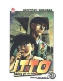 Truyện tranh Buttobi Itto (Jindo, Đường Dẫn Đến Khung Thành) - Tập 15