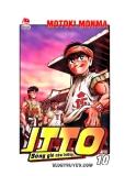 Truyện tranh Buttobi Itto (Jindo, Đường Dẫn Đến Khung Thành) - Tập 9