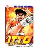 Truyện tranh Buttobi Itto (Jindo, Đường Dẫn Đến Khung Thành) - Tập 13