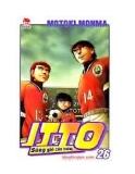 Truyện tranh Buttobi Itto (Jindo, Đường Dẫn Đến Khung Thành) - Tập 25