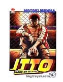 Truyện tranh Buttobi Itto (Jindo, Đường Dẫn Đến Khung Thành) - Tập 11