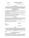 Quyết định số 425/QĐ-BTP