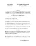 Quyết định số 475/QĐ-UBND