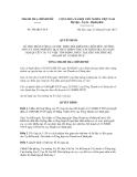 Quyết định số 386/QĐ-TTCP
