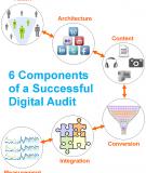 6 thành tố quan trọng để thành công Digital Marketing Audit