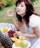 6 thực phẩm tự nhiên giúp điều trị tàn nhang