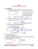 Bài tập vận dụng phần Dung Dịch
