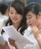 Đề thi tốt nghiệp và đáp án môn tiếng Anh - Hệ 3 năm năm 2013 (Mã đề 357)