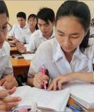 Đề thi tốt nghiệp và đáp án môn Tiếng Anh - Hệ 3 năm năm 2013 (Mã đề 468)