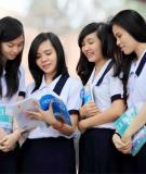 Đề thi tốt nghiệp và đáp án môn tiếng Anh - Hệ 3 năm năm 2013 (Mã đề 729)