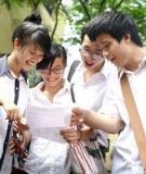 Đề thi tốt nghiệp và đáp án môn tiếng Anh - Hệ 3 năm năm 2013 (Mã đề 951)