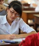 Đề thi tốt nghiệp và đáp án môn tiếng Anh năm 2013 - Chương trình Chuẩn và Nâng cao (Mã đề 796)