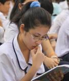Đề thi - Đáp án môn Hóa học - Tốt nghiệp THPT Giáo dục thường xuyên ( 2013 ) Mã đề 716