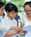 Đề thi - Đáp án môn Hóa học - Tốt nghiệp THPT Giáo dục thường xuyên ( 2013 ) Mã đề 958