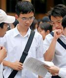 Đề thi - Đáp án môn Vật lí - Tốt nghiệp THPT Giáo dục thường xuyên ( 2013 ) Mã đề 263