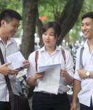 Đề thi - Đáp án môn Tiếng Trung - Tốt nghiệp THPT  ( 2013 ) Mã đề 196