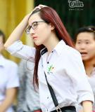 Đề thi - Đáp án môn Tiếng Trung - Tốt nghiệp THPT  ( 2013 ) Mã đề 368