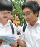 Đề thi - Đáp án môn Địa lí - Tốt nghiệp THPT Giáo dục thường xuyên ( 2013 )