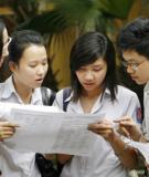 Đề thi tốt nghiệp và đáp án môn Toán năm 2013 - Hệ Giáo dục thường xuyên